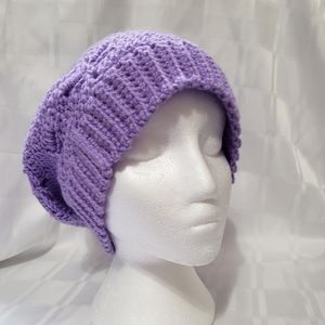 Accessories - Dragonfly Crochet Slouchy style hat